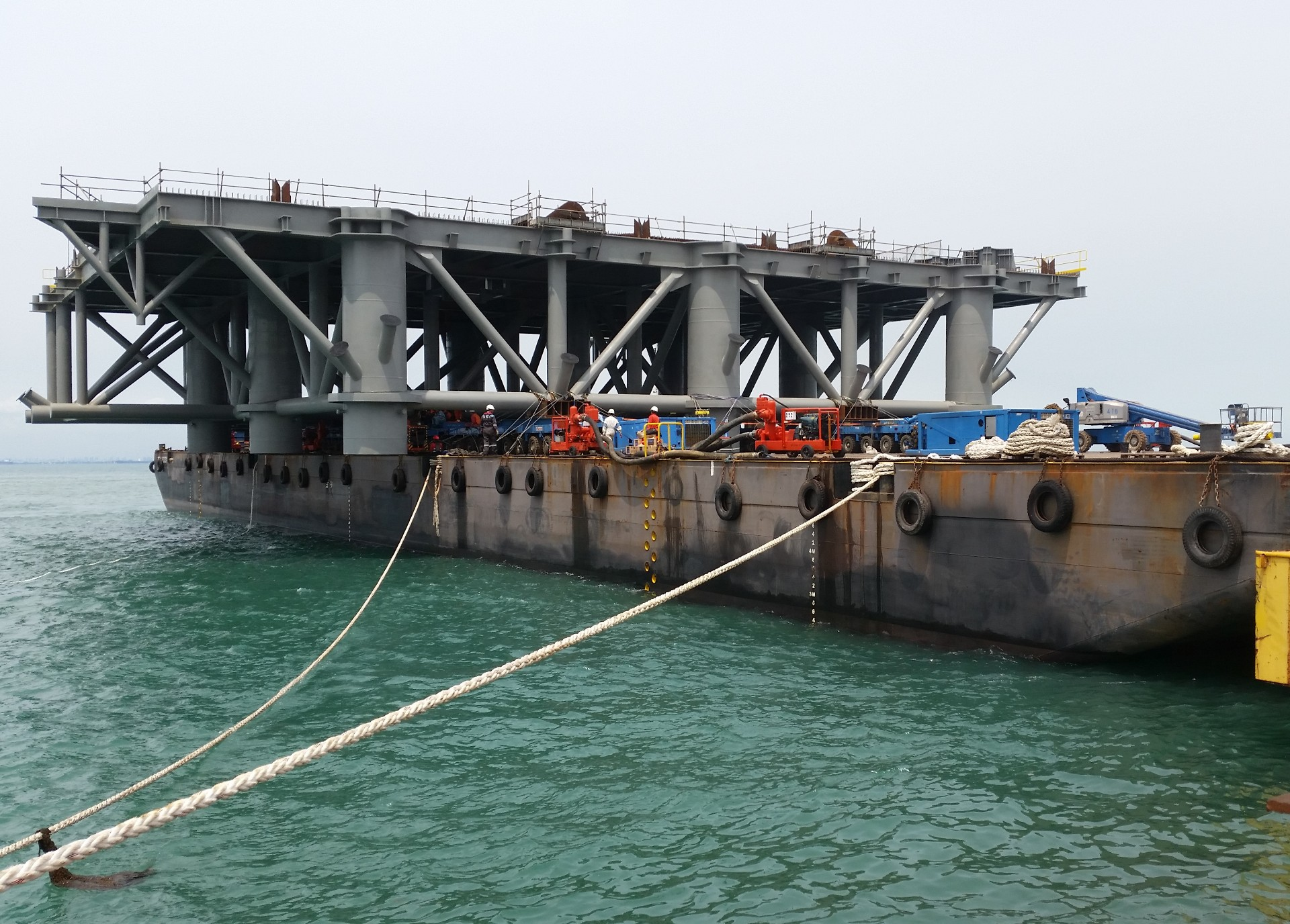 Ichthys Product Loading Jetty